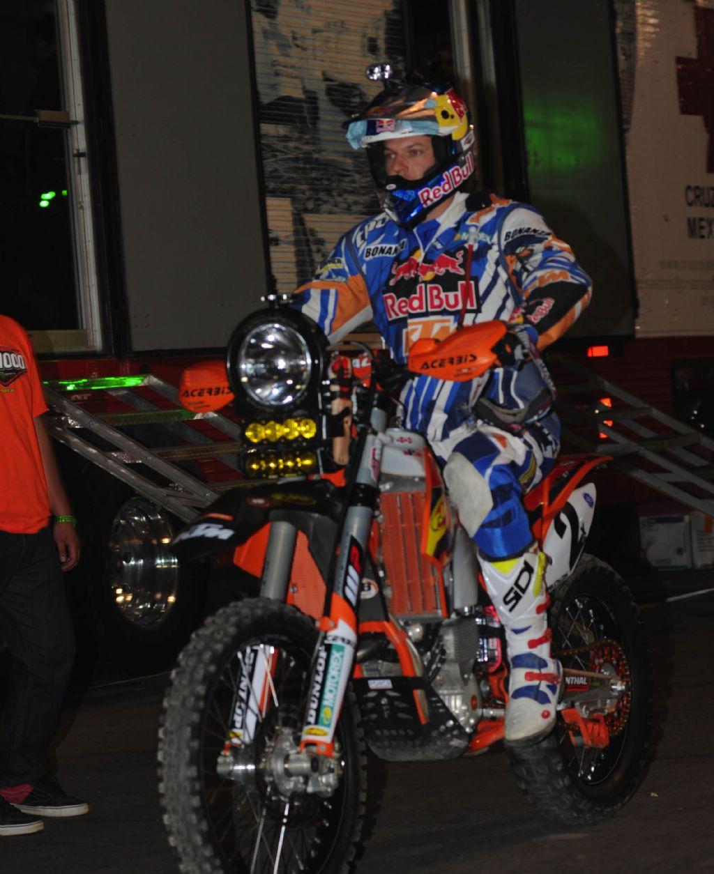 Gustavo Vildosola Jr. on Team's Strategy for 2013 SCORE Baja 1000 ...