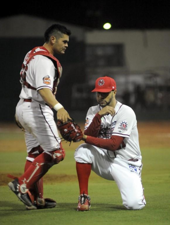 Esteban Loaiza llamó la atención de todos tras ser enviado por Diablos Rojos a Marineros de Ensenada.