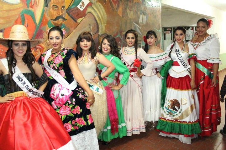 a53ccb4452 Vestidos para las fiestas patrias mexicanas - Vestidos a la moda en ...