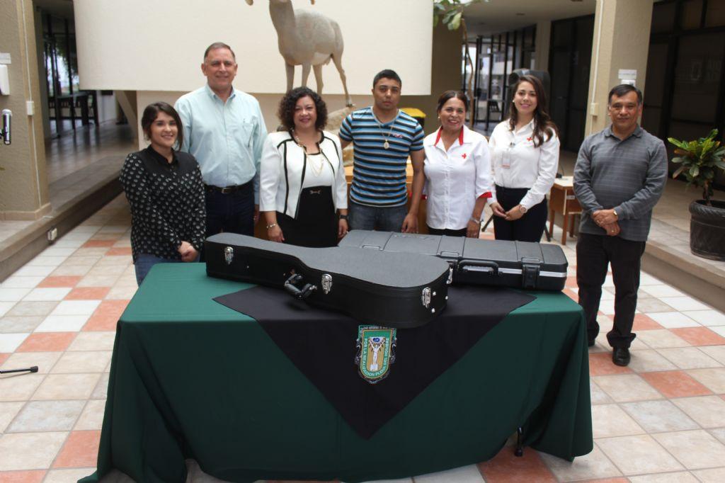 Entrega Cruz Roja Premios A Cimarrones Que Participaron En