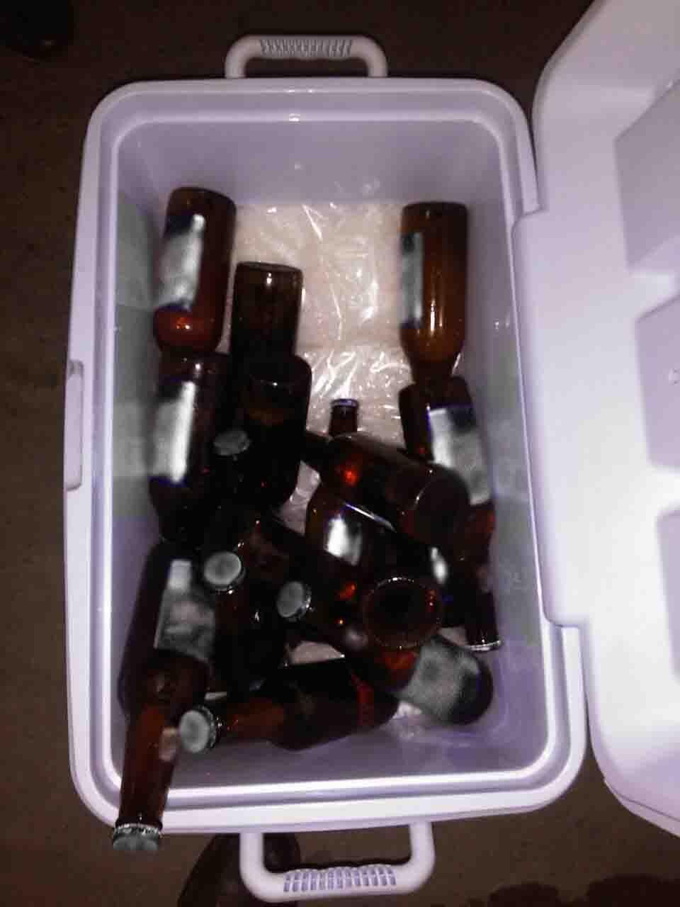 Detienen A Tres Con Droga Oculta Entre Envases De Cerveza El Vigía