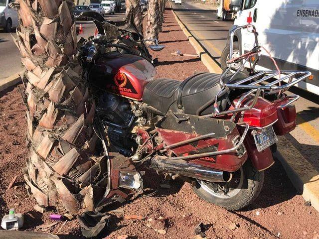 Muere motociclista debido a accidente - El Vigía