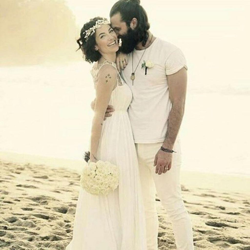 Resultado de imagen para barbara mori y Kenneth Ray boda