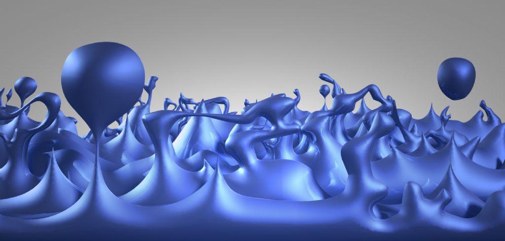 Resultado de imagen de La espuma cuántica