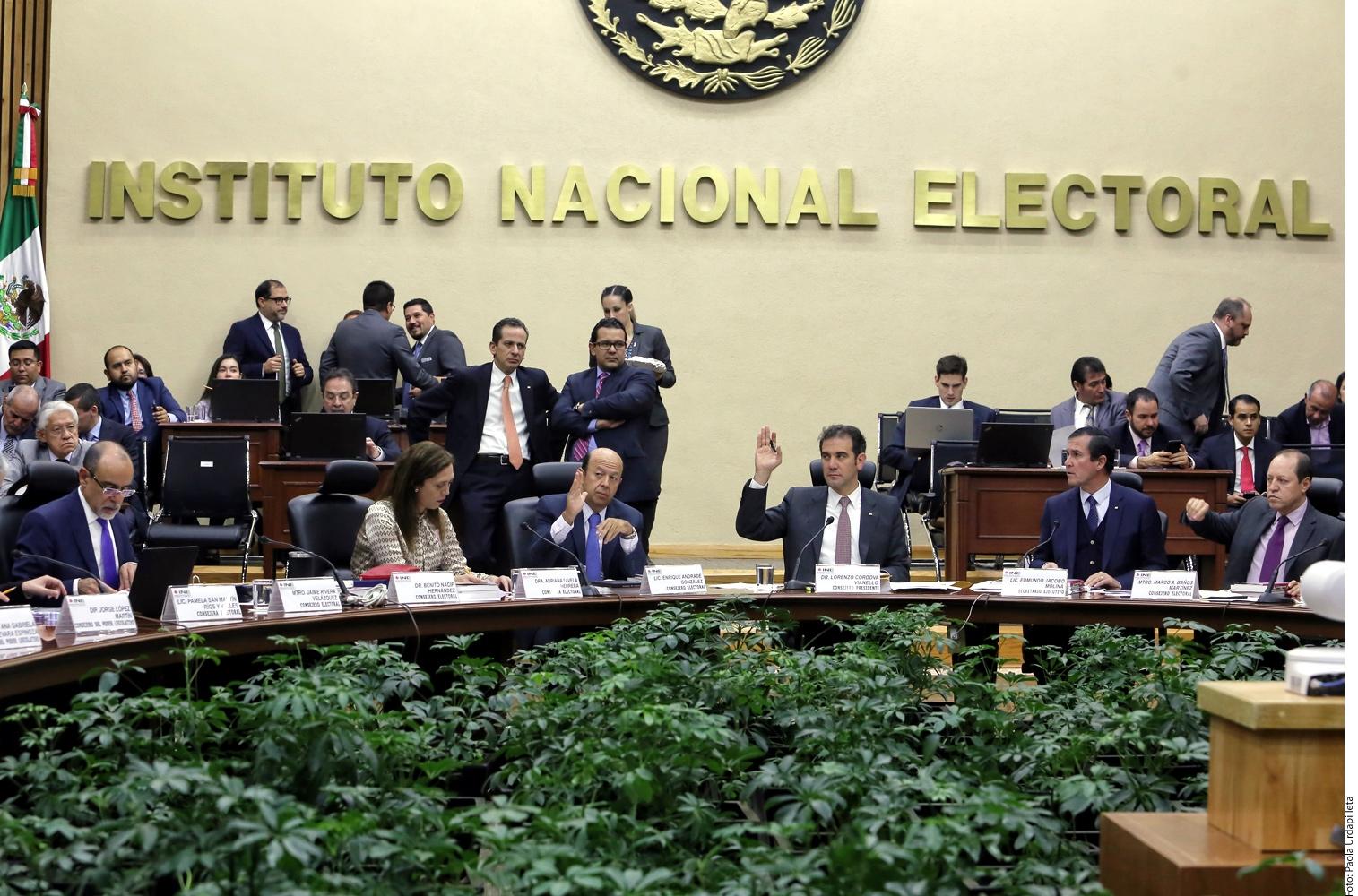 Aspiran 36 independientes a Presidencia