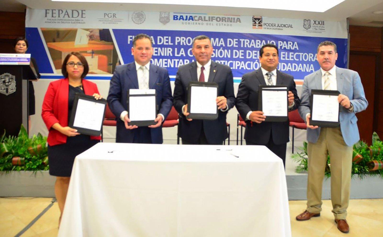 Jalisco se blinda contra delitos electorales