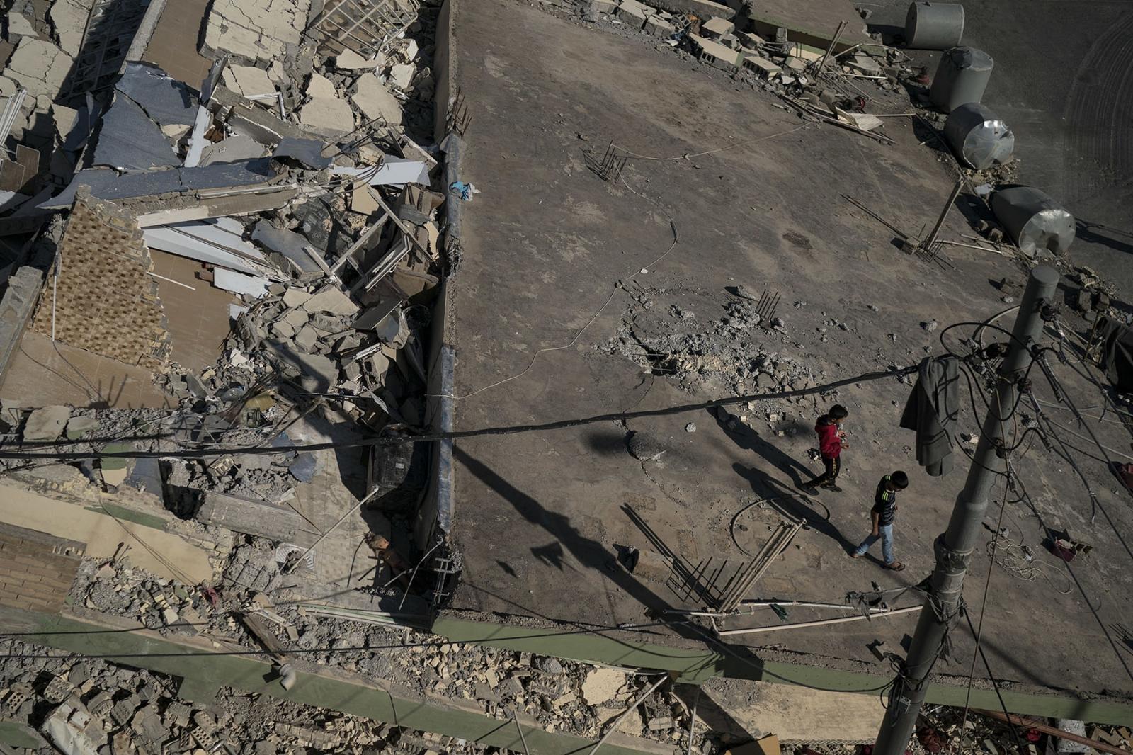 ¡400 muertos!: Sismo en Medio Oriente