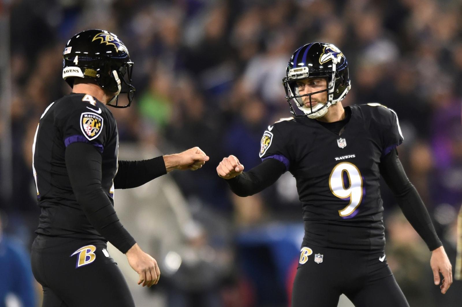 Ravens vencen a Texans