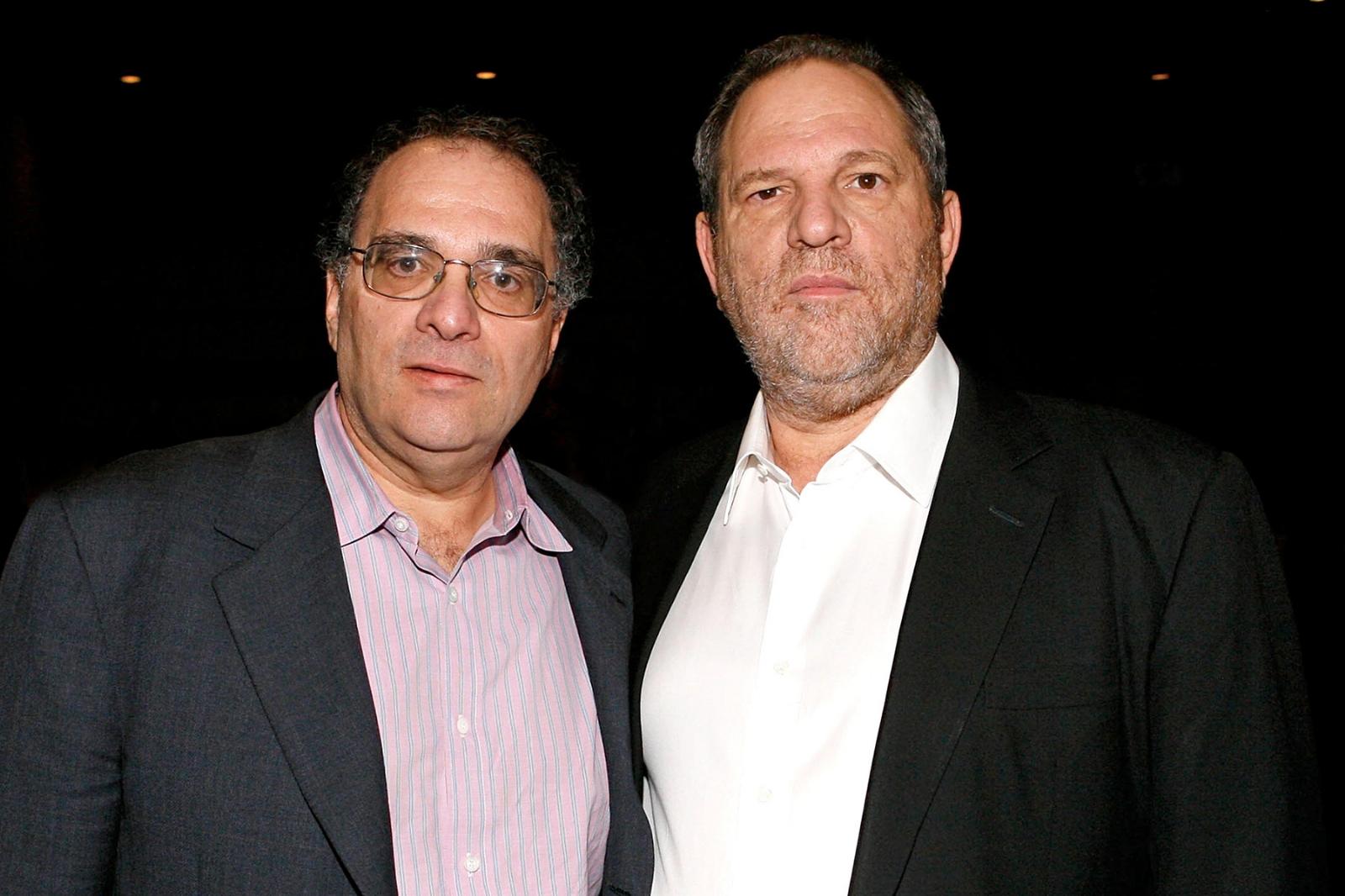 Harvey Weinstein renuncia a Sindicato de Directores