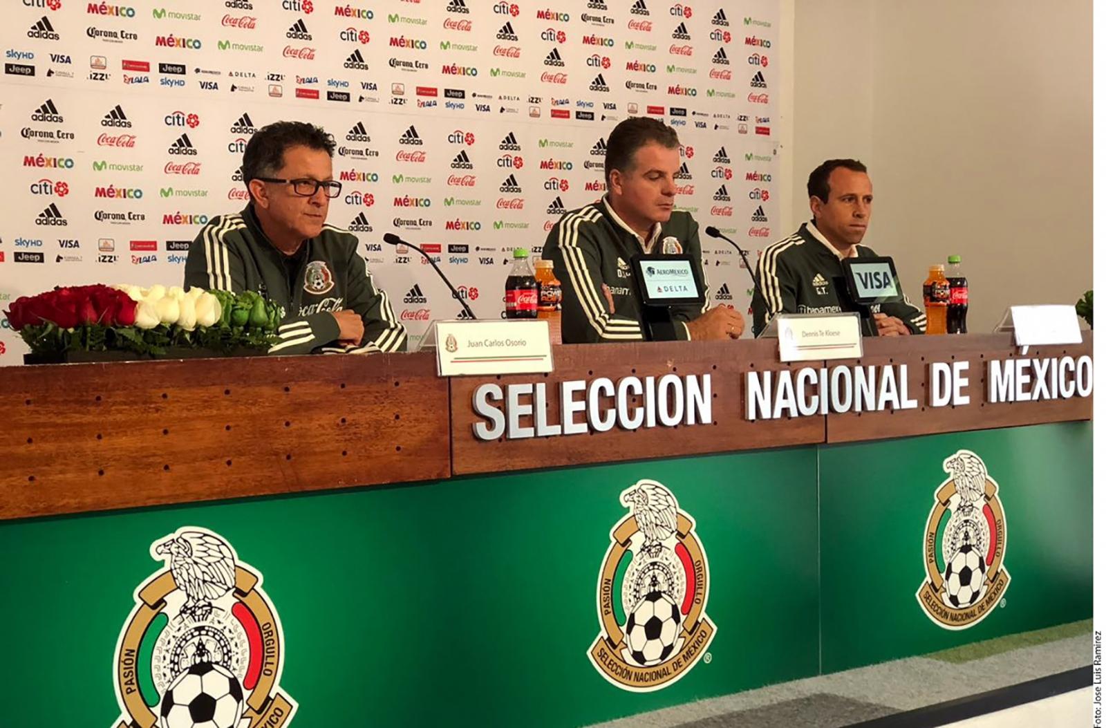 MÉXICO: La lista de convocados para enfrentar a Bélgica y Polonia
