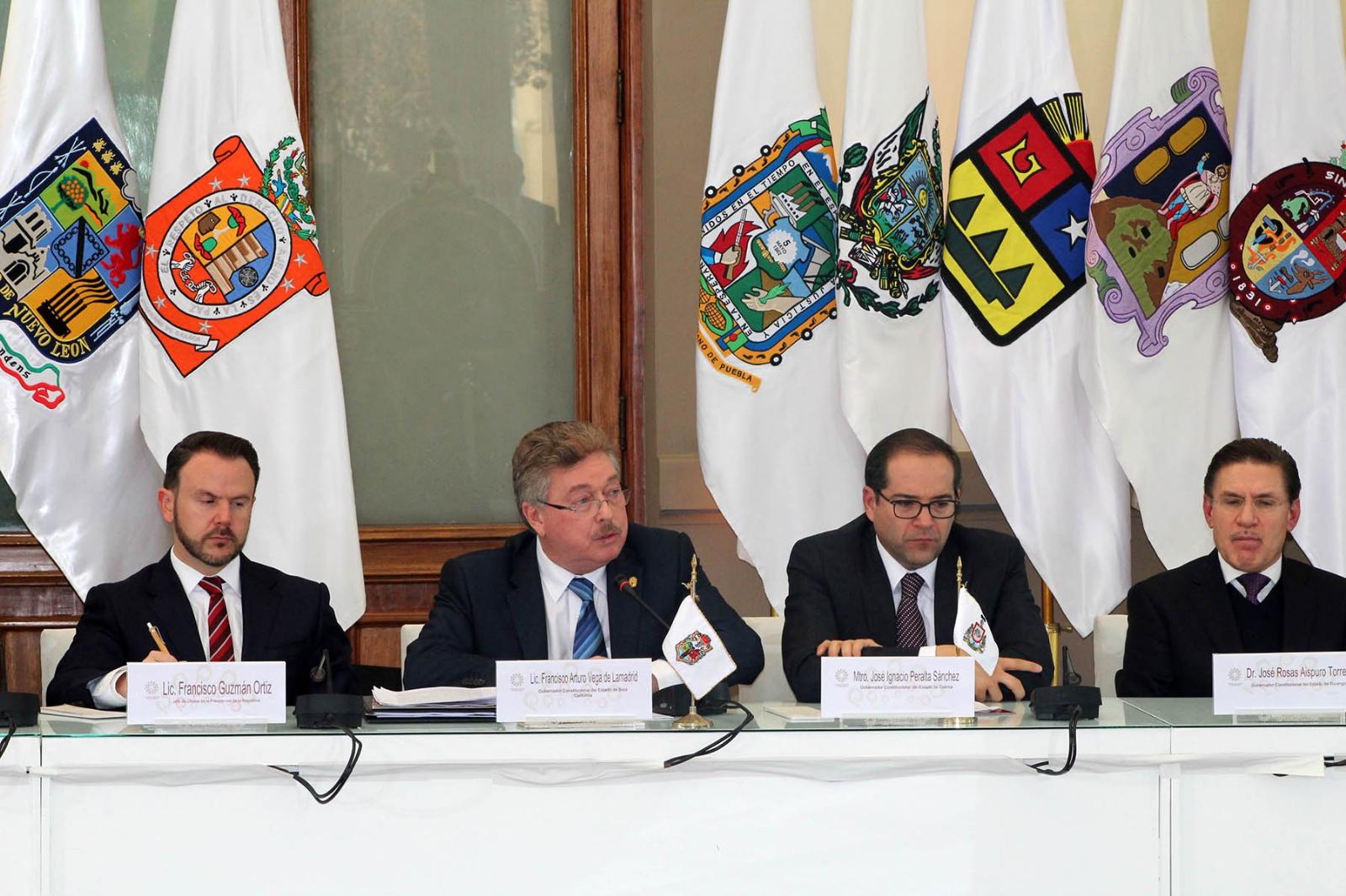 Peña Nieto encabezará la 53 Reunión Ordinaria de la Conago