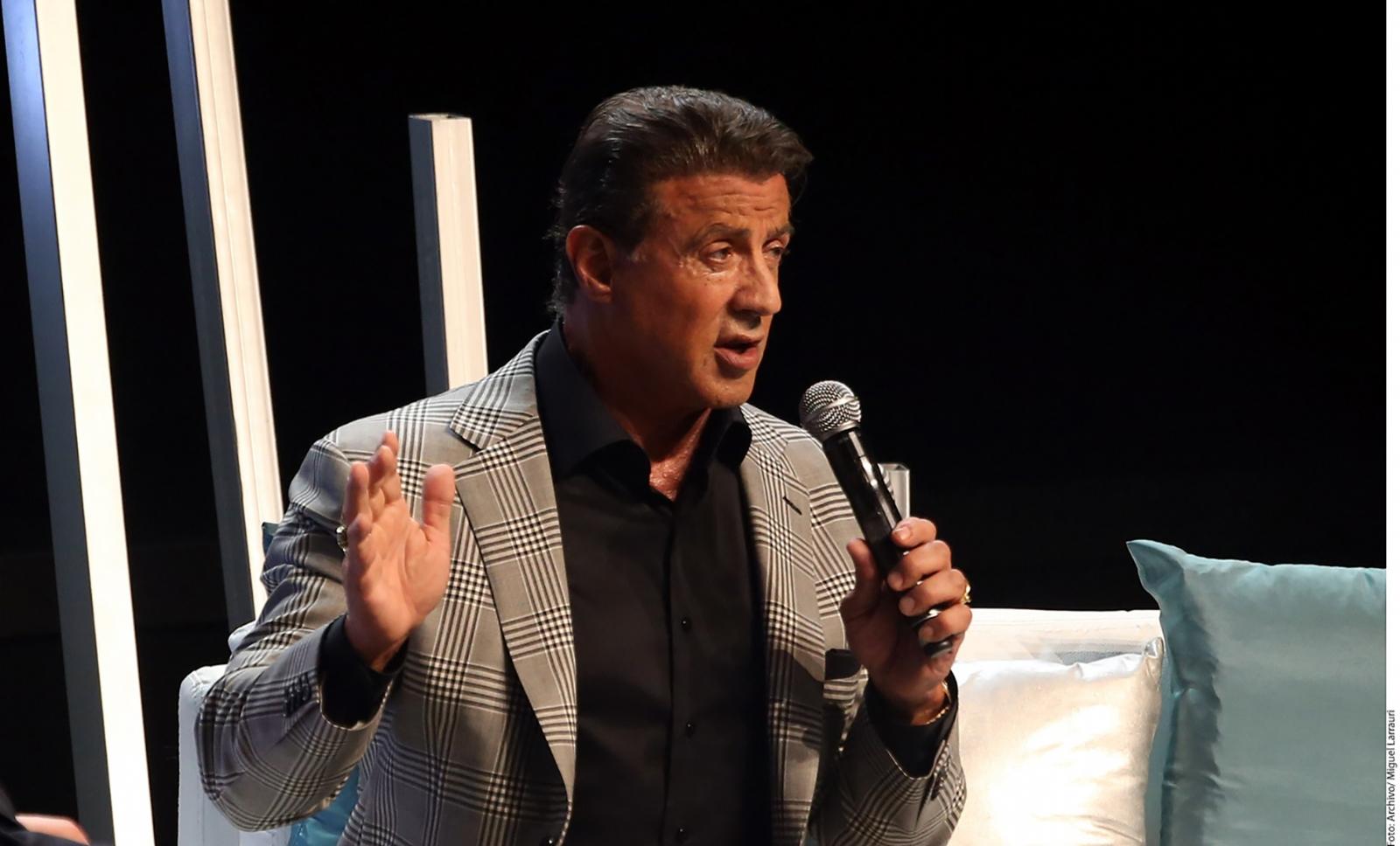 Sylvester Stallone pide que investiguen a mujer que lo acusó por violación