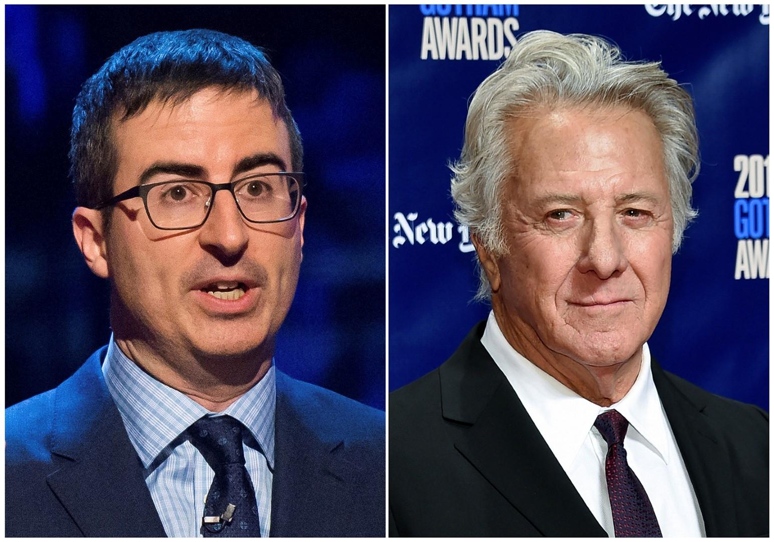 Dustin Hoffman enfurece por preguntas sobre acoso