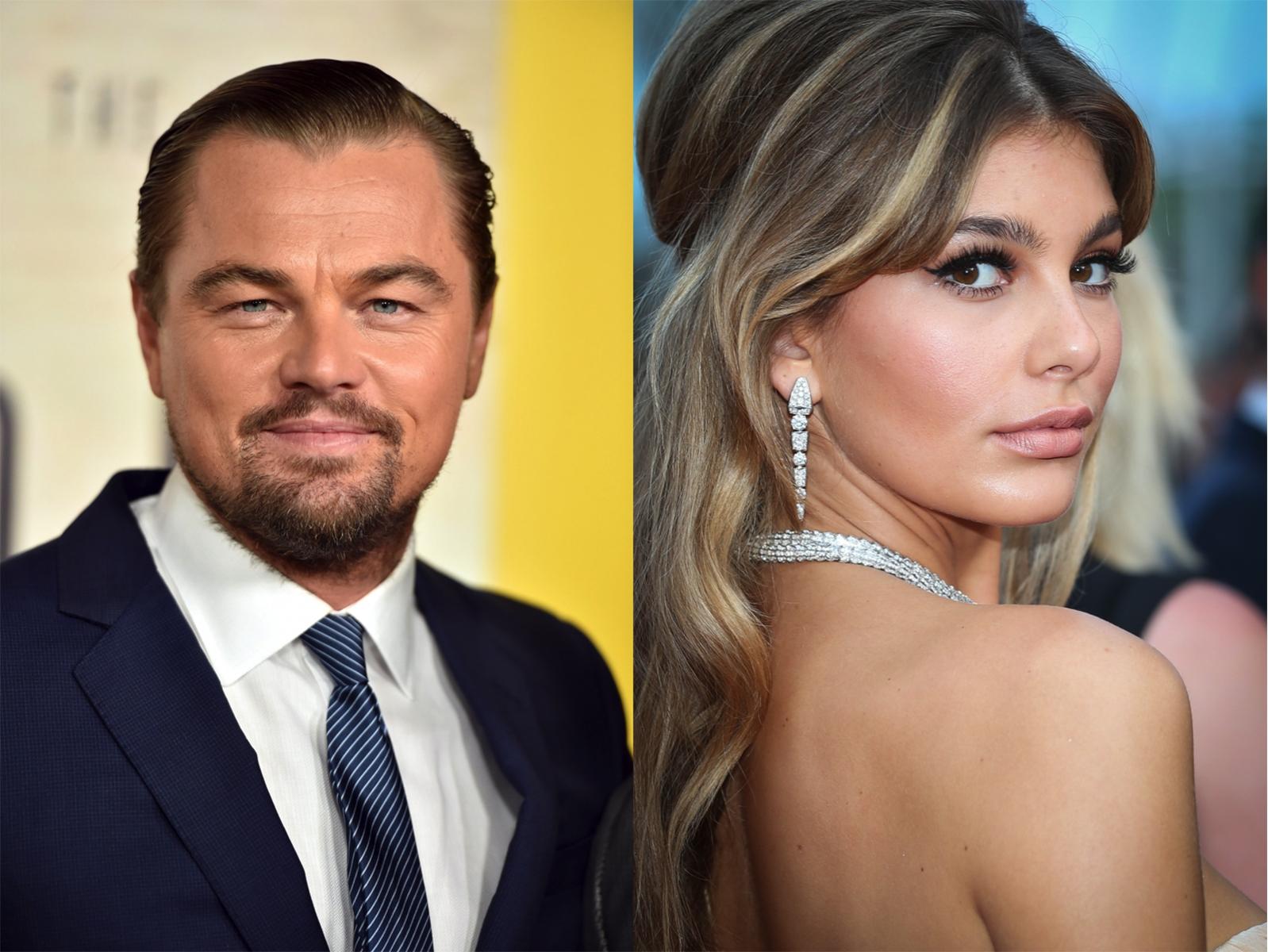 Leonardo dicaprio dating 2018
