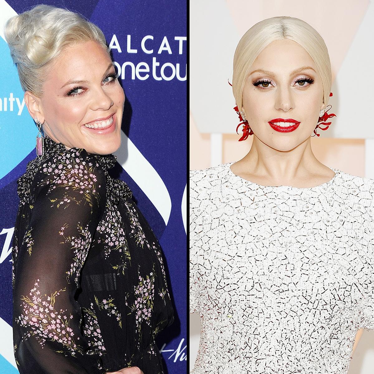 Lady Gaga y Pink se presentarán en los Premios Grammy 2018