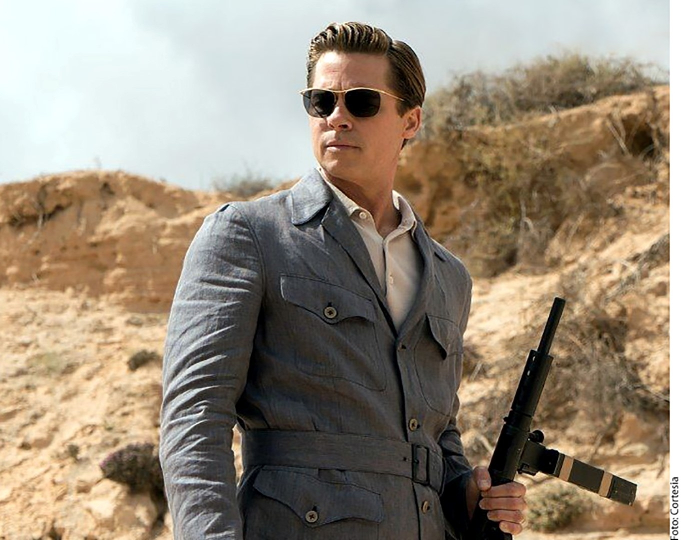 Brad Pitt ofreció 120 mil dólares por una