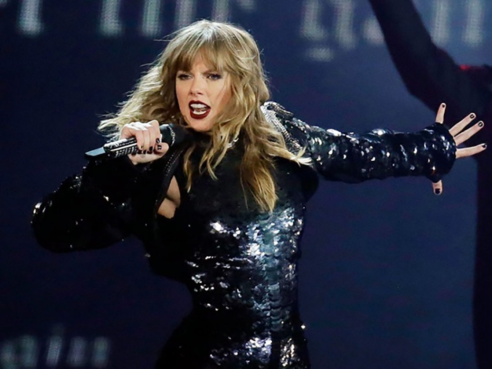 Taylor Swift abrirá los American Music Awards 2018