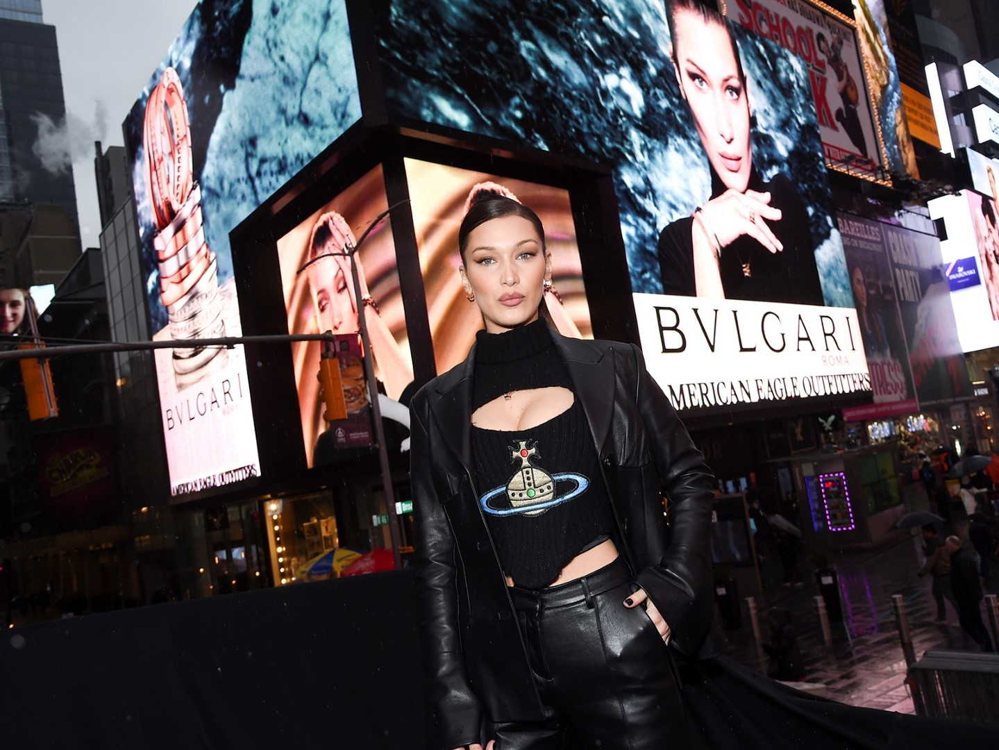 Gigi Hadid se defendió de las críticas contra su cuerpo