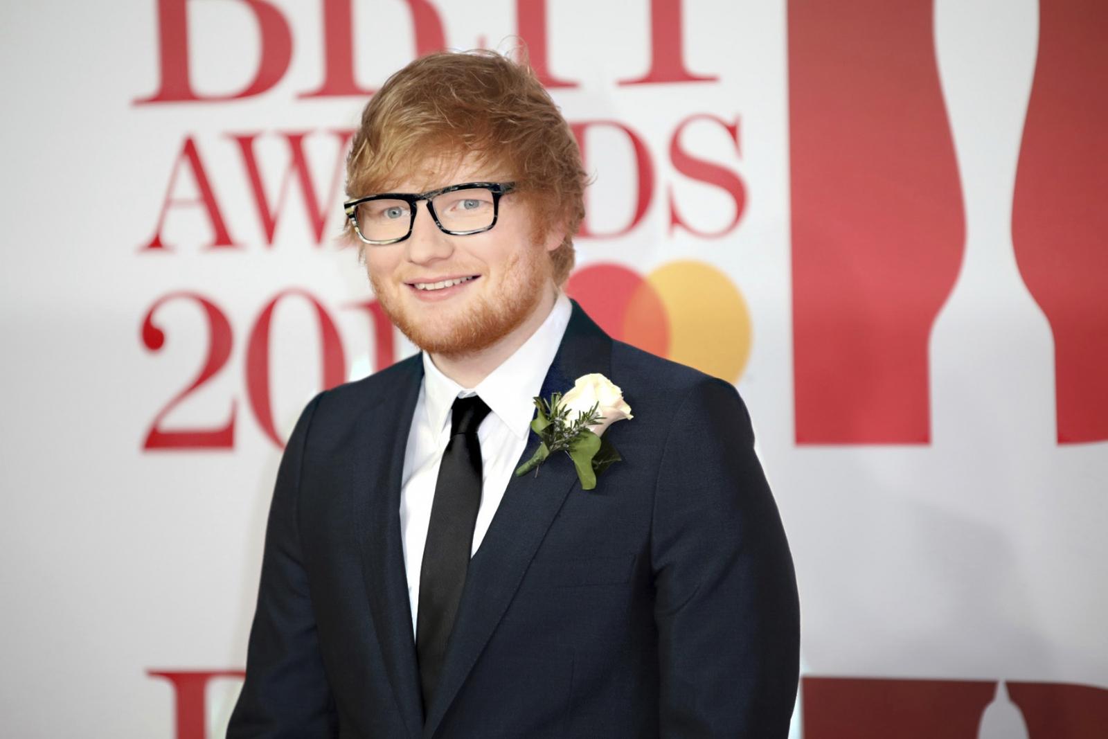 ¿Ed Sheeran se casó en secreto?