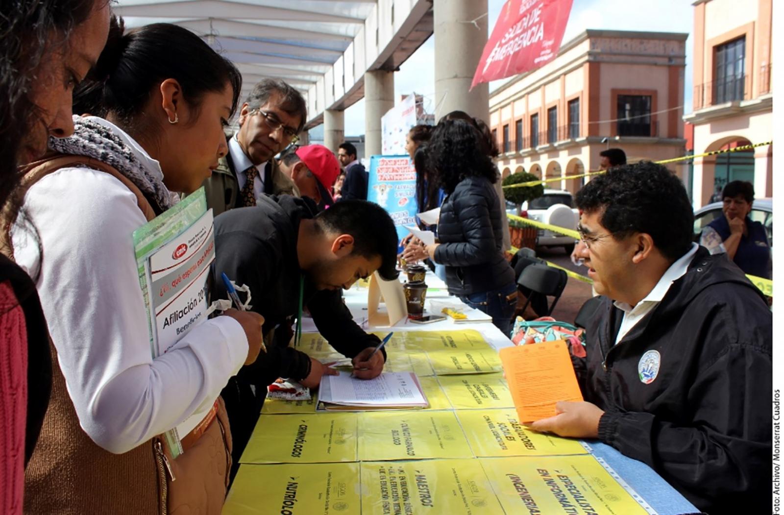 Disminuye desempleo abierto anual; Guerrero tiene la menor tasa en enero