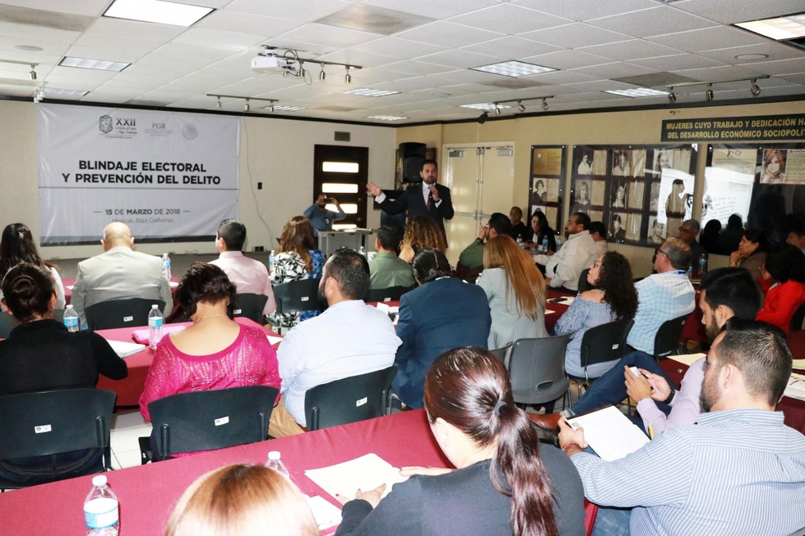 Gobierno y FEPADE blindarán elección en Tamaulipas