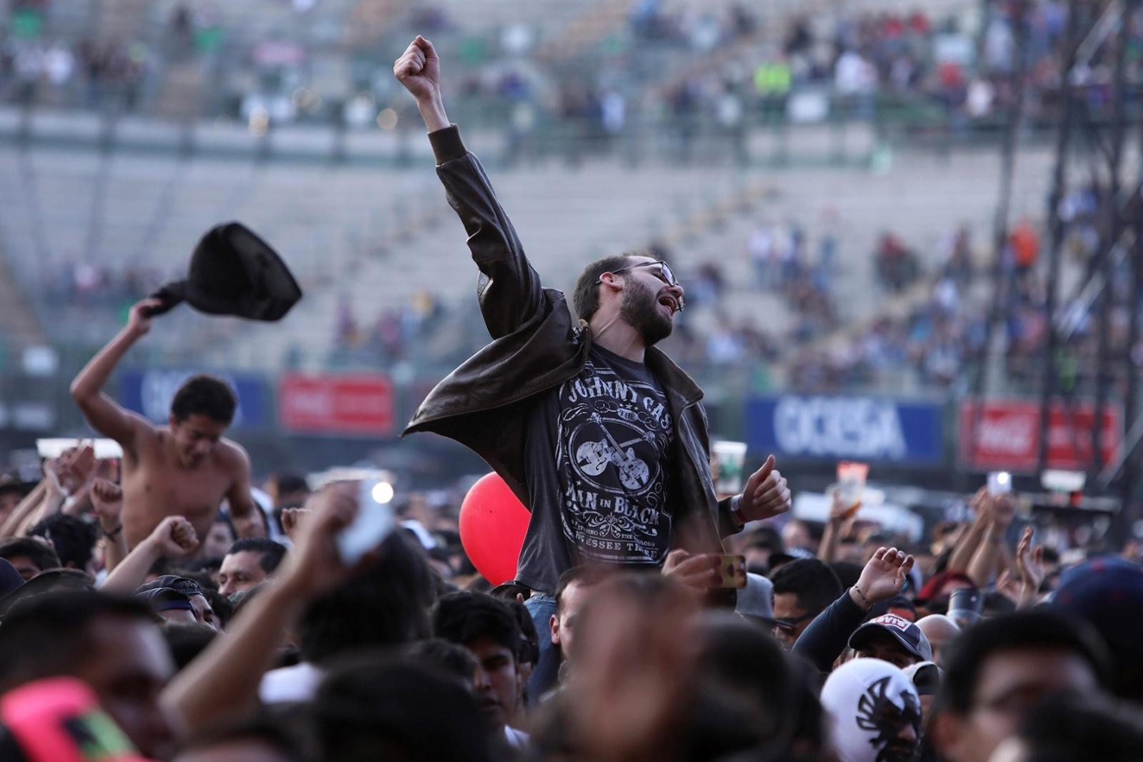 Vive Latino 2018, la fiesta del rock para todas las generaciones
