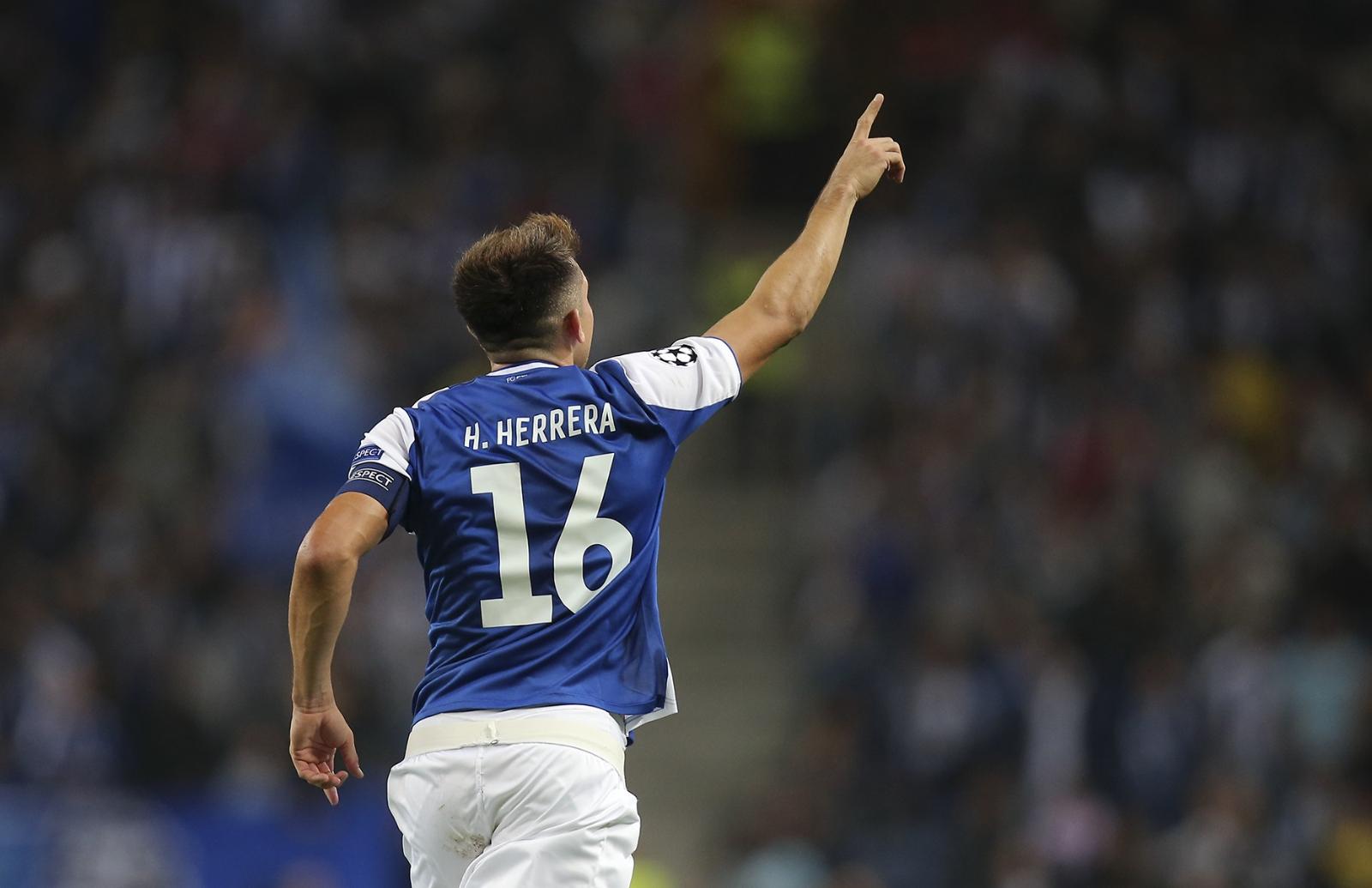 Herrera anota y otorga victoria al Porto