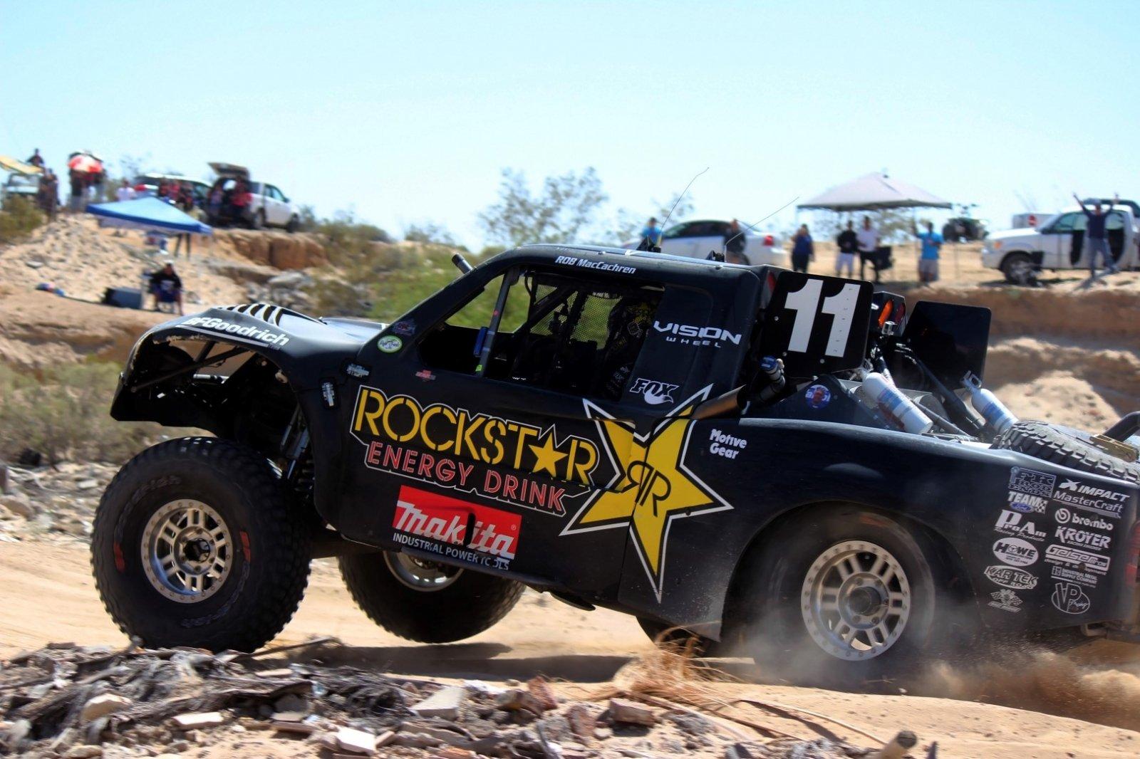 Resultado de imagen para rob MacCachren, ganador de la San Felipe 250