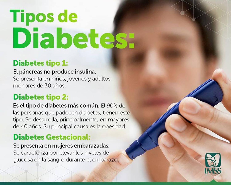 Diabetes tipo 2 de 4 años.