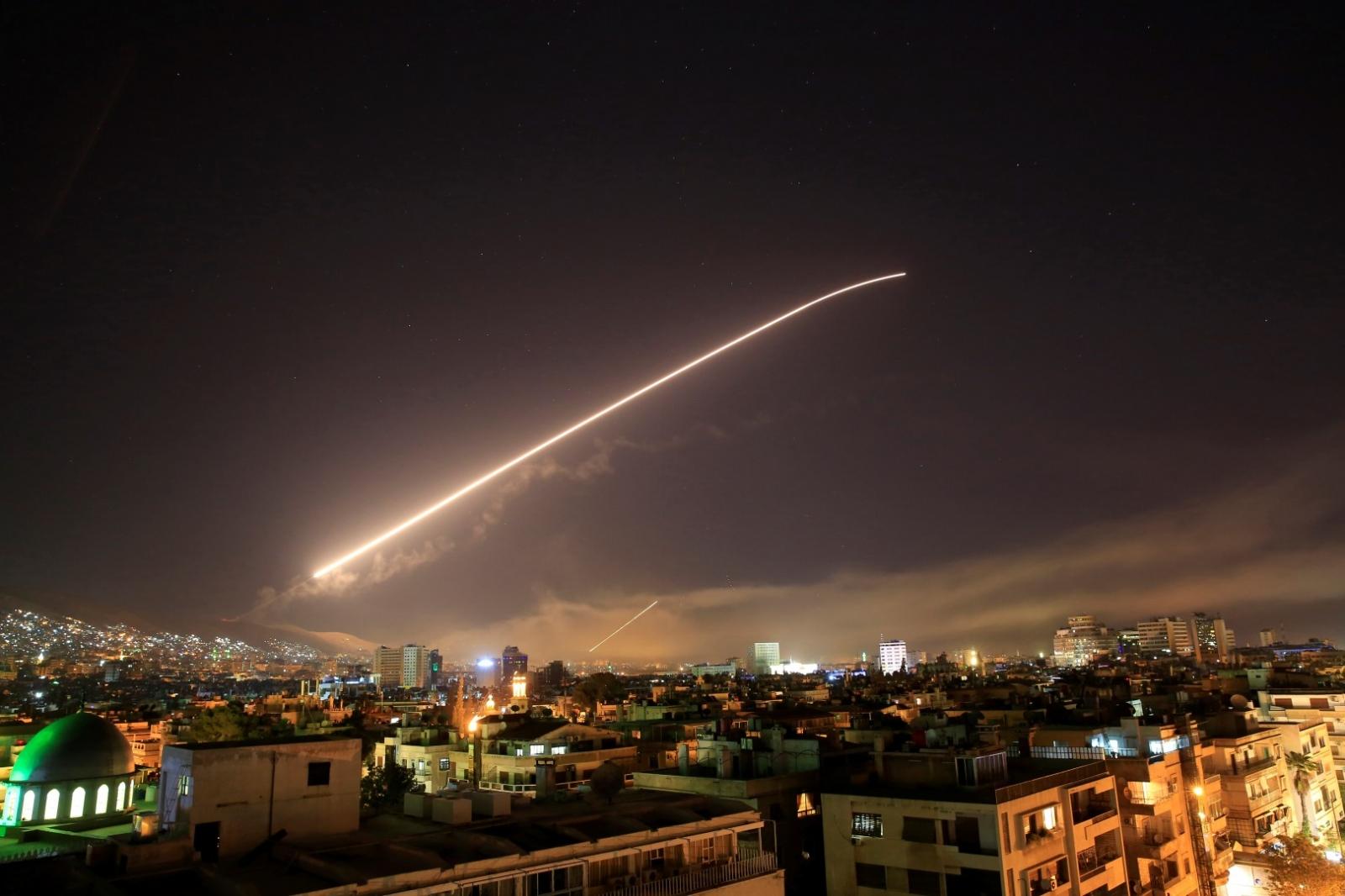 Trump celebró los bombardeos a Siria: ¡Misión cumplida!