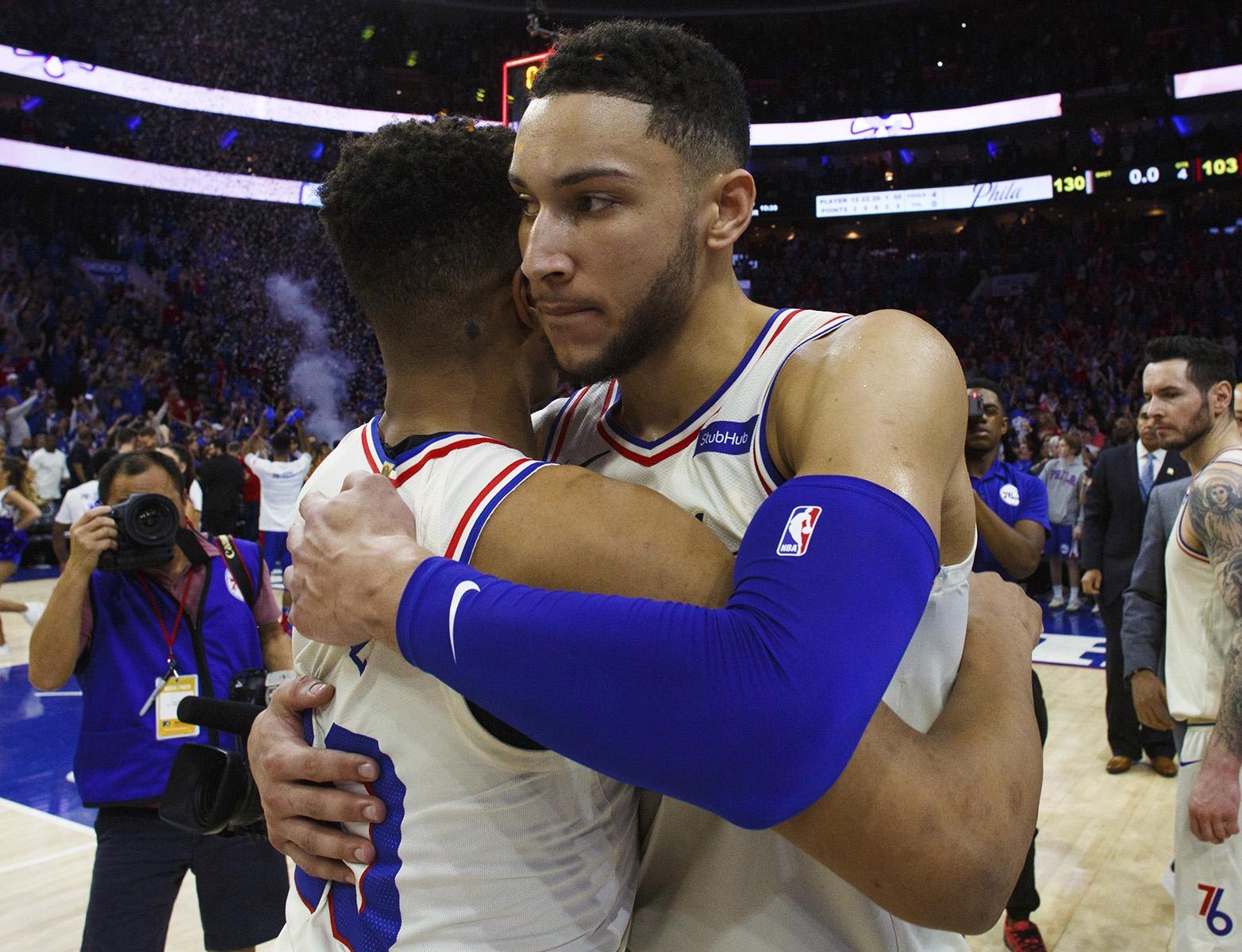 Wade y Miami igualan la serie ante Filadelfia