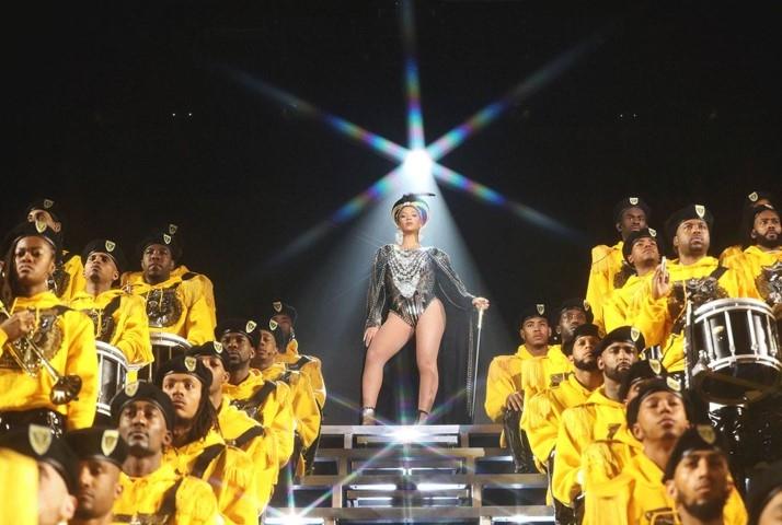 HuffPost México: Beyoncé shockea a los fans durante Coachella