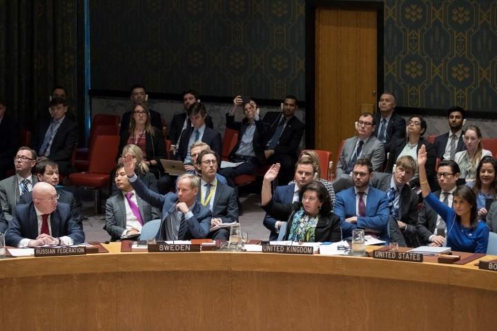 ONU pide evitar que situación en Siria se salga de control