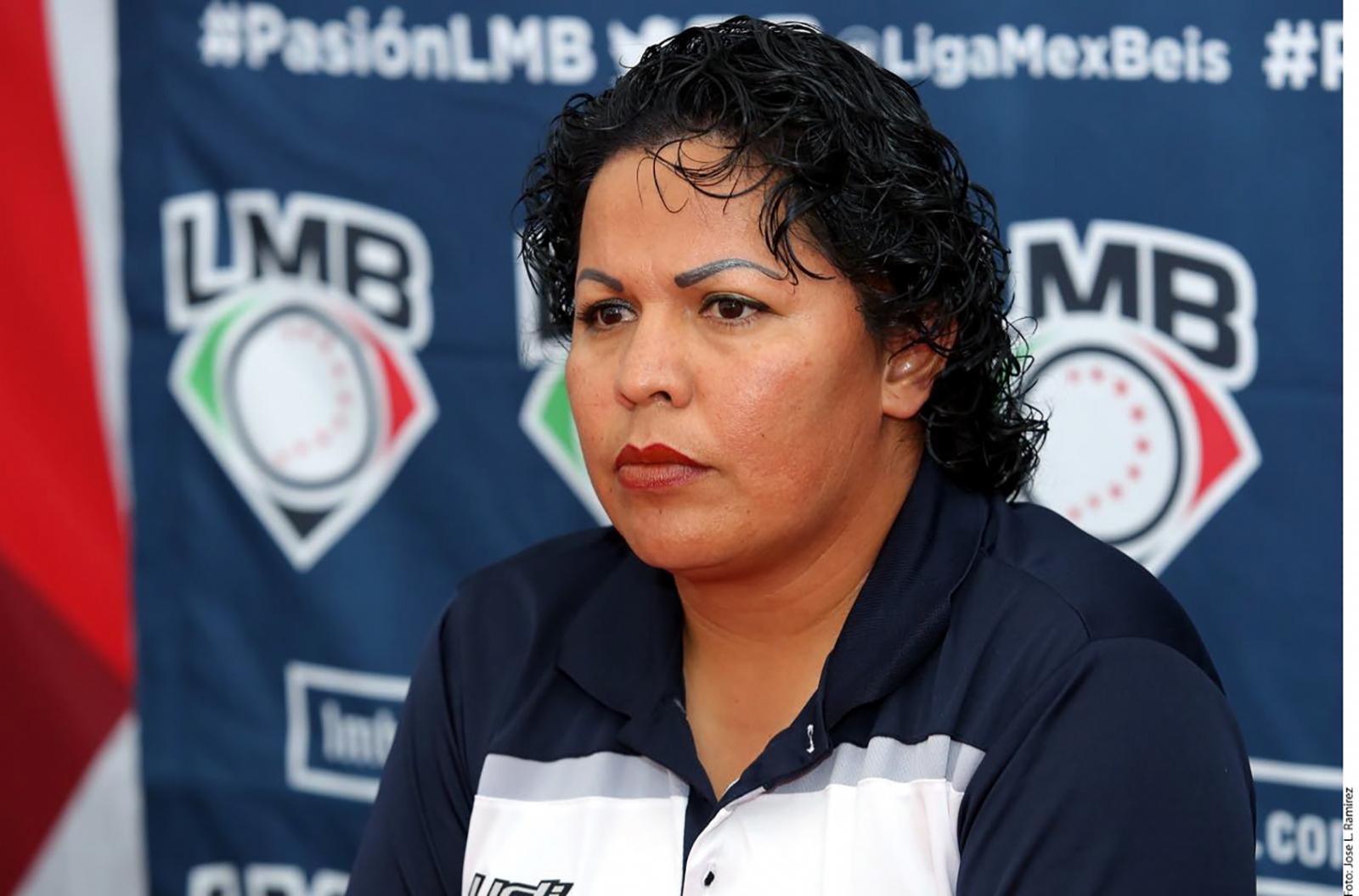 Luz Alicia Gordoa hará historia como umpire en LMB