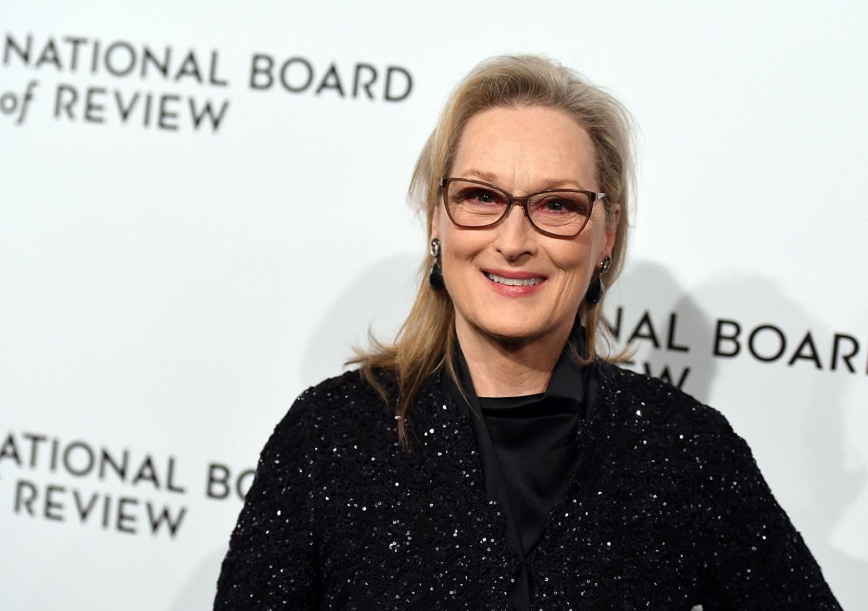 Protagoniza Meryl Streep