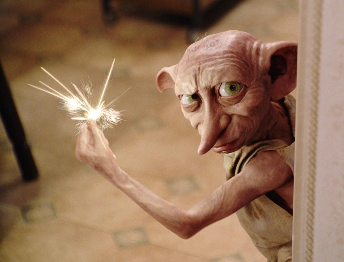 JK Rowling se disculpa por haber matado a Dobby