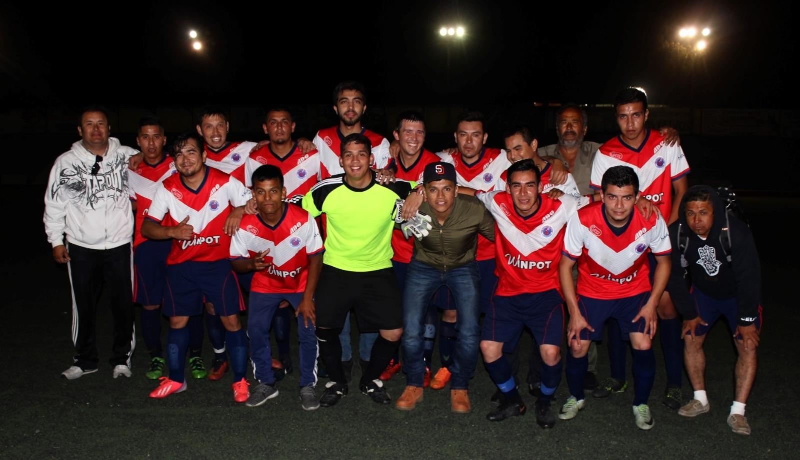 Reanuda acciones el Torneo de Liga - El Vigía