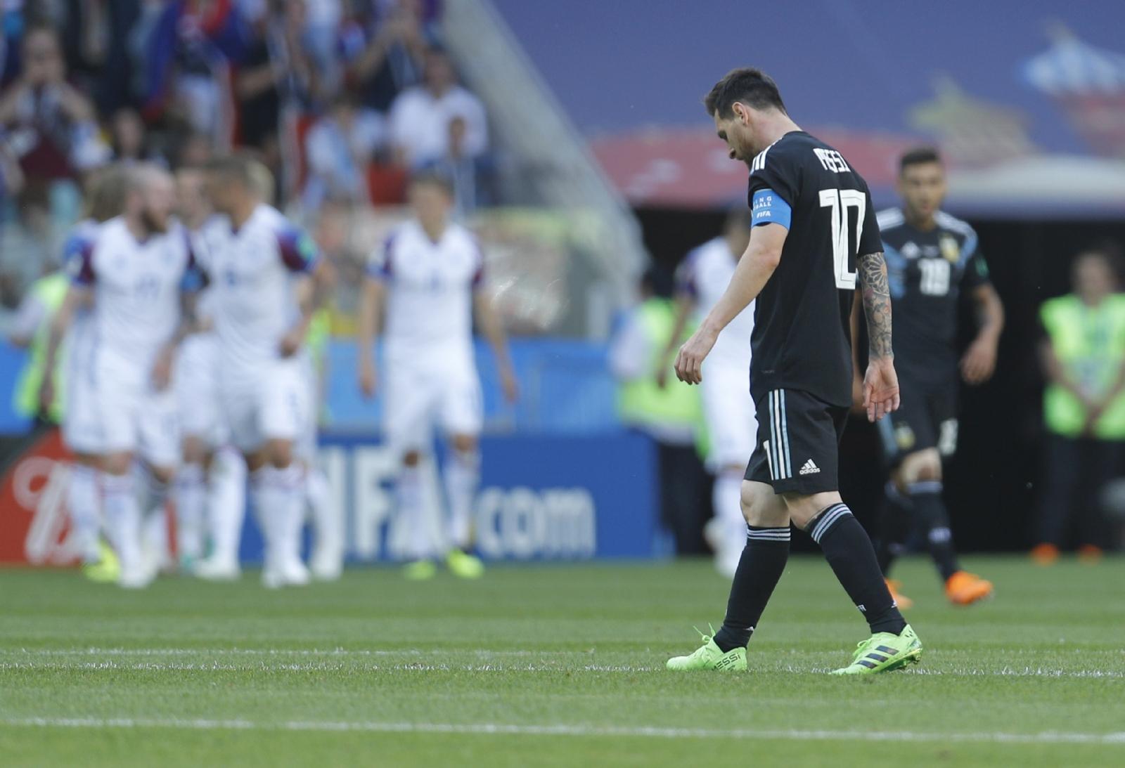 Islandia dio cátedra en defensa ante Argentina: DT de Islandia