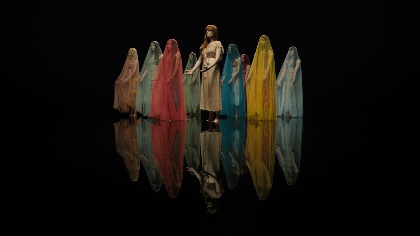 Florence + The Machine estrena nueva canción,