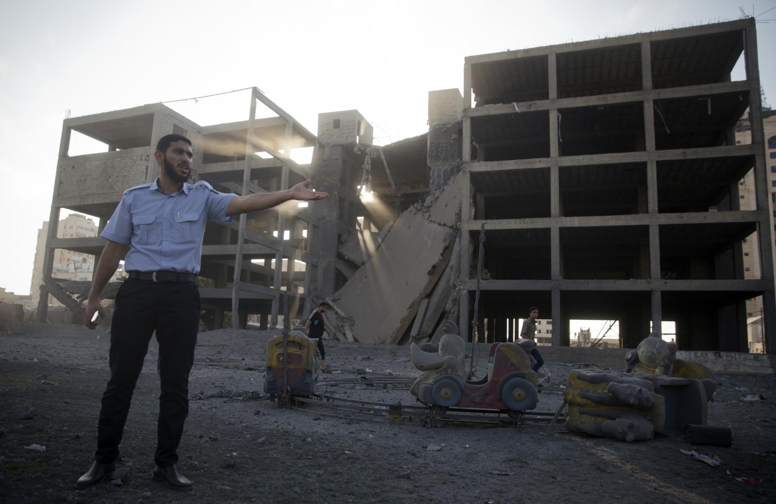 Hamas anuncia alto al fuego tras bombardeos en Gaza