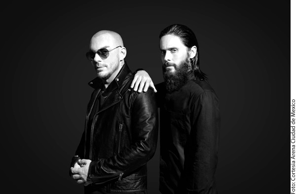 Anuncia 30 Seconds To Mars conciertos en México