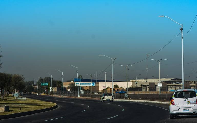 Mexicali índices de contaminación - El Vigia.net