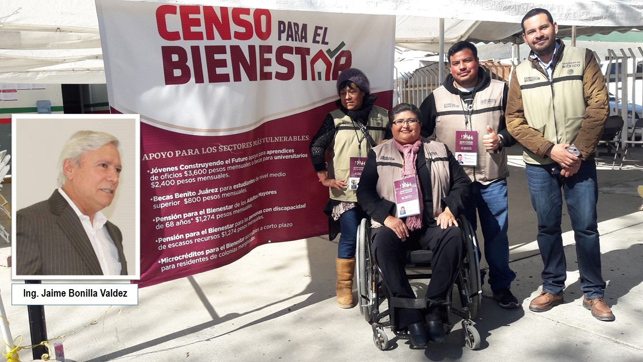 Se Acerca Cierre De Censos Del Bienestar En Bc El Vigía
