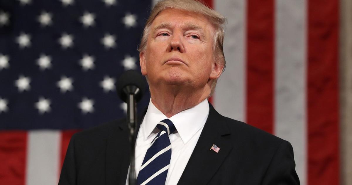 Estoy usando a México en frontera: Trump