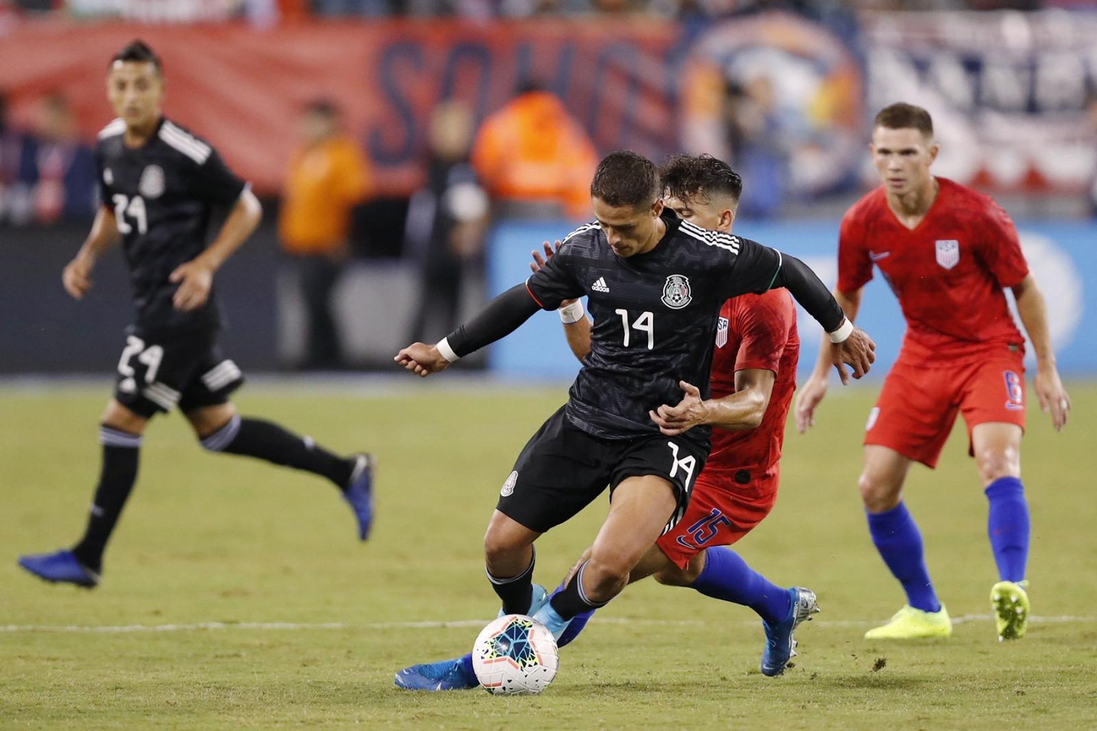 Liga Naciones definirá los 16 cupos para la Copa Oro de 2021