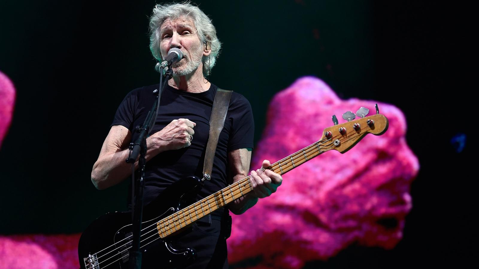Roger Waters anuncia concierto en México con un espectacular escenario