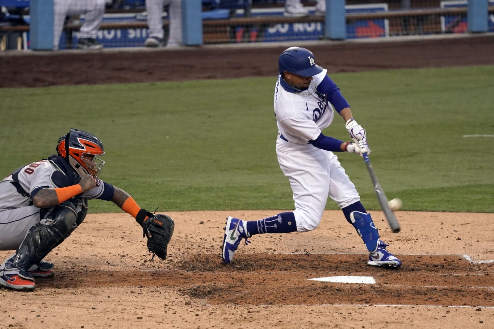 Dodgers son el primer calificado a los playoffs de Grandes Ligas