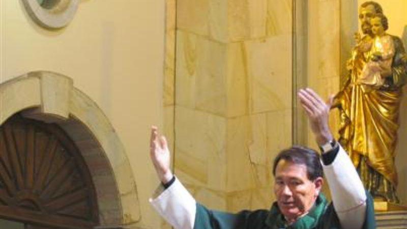 Llama obispo a amar sin rencor y perdonar de corazón al