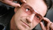 Bono, de U2, revela por qu� siempre lleva gafas oscuras