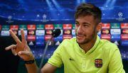 Neymar dice sentirse en casa y feliz en Barcelona